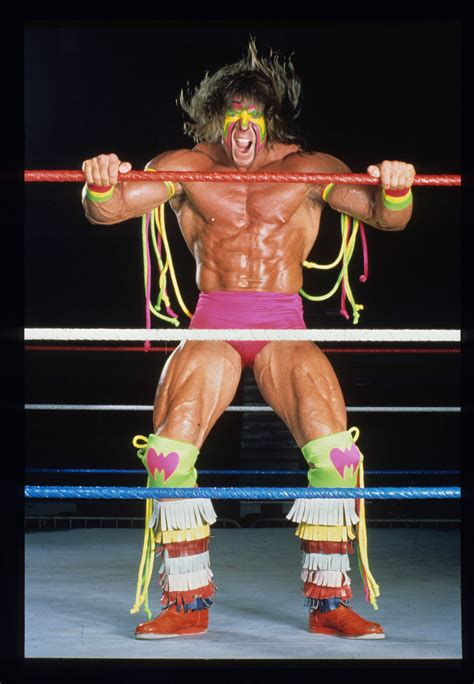 The Ultimate Warrior™ to Be Inducted into the WWE® Hall of