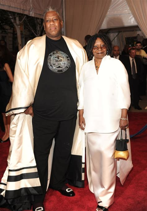 Andre Leon Talley Had Capes Made for His ANTM Appearances
