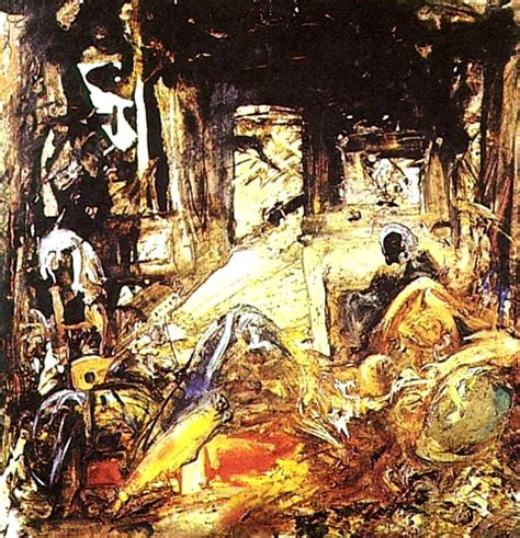 Mohammed`s Dream (Homage to Fortuny), 1961 by Salvador