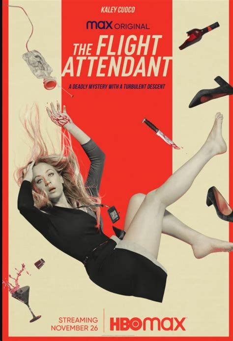 The Flight Attendant: Kaley Cuoco Covers Up a Murder in