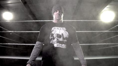 The Undertaker Seemingly Announces Retirement From WWE