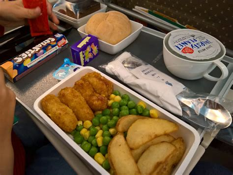 Singapore Airlines Reviews | Food inflight meals