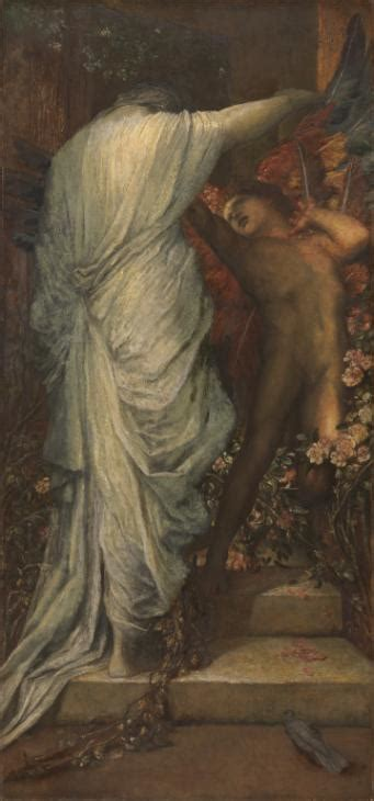'Love and Death', George Frederic Watts, c