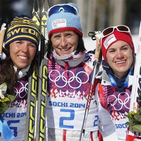 Cross-Country Skiing Medal Results and Times from Olympic