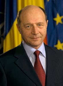 NATO - Biography: His Excellency Traian Basescu, Head of