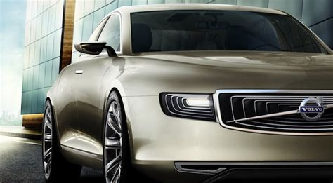 Volvo C90: rumours of Swedish rival to Mercedes-Benz E