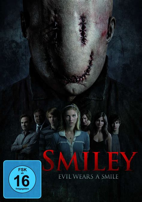 Smiley – Evil wears a Smile - Film 2012 - Scary-Movies