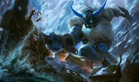 Olaf Guide :: League of Legends Olaf Strategy Build Guide