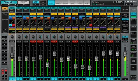 KVR: Waves Audio Now Shipping the eMotion LV1 Live Mixer