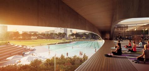 Sydney Is Building A Huge, $50 Million Swimming Pool