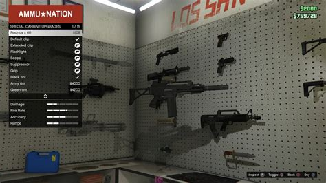 GTA 5 guide: the best weapons and load-out for GTA Online