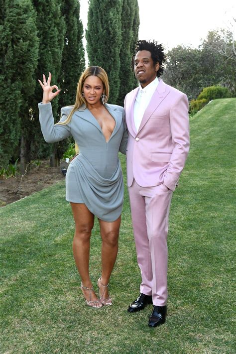 Beyoncé and Rihanna Step Out in Style at Roc Nation Brunch