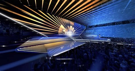 EBU releases renders of Eurovision 2020 stage - ESCDaily