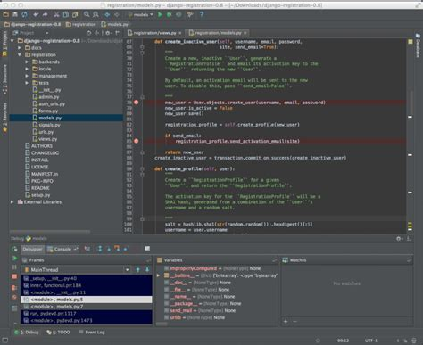 5 Python IDEs For Project Developers – Aesthetic Technologies