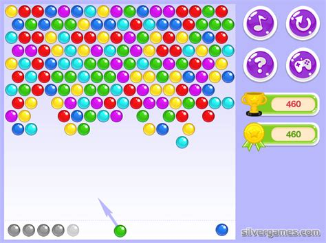 Bubble Shooter Classic - Play Bubble Shooter Full Screen
