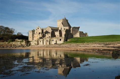 Fife business - Inchcolm Abbey
