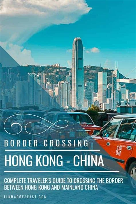 The How-To Guide To Hong Kong Border Crossing Between