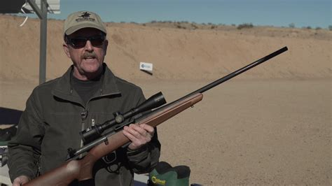 XPR Sporter with walnut stock - 2017 - YouTube