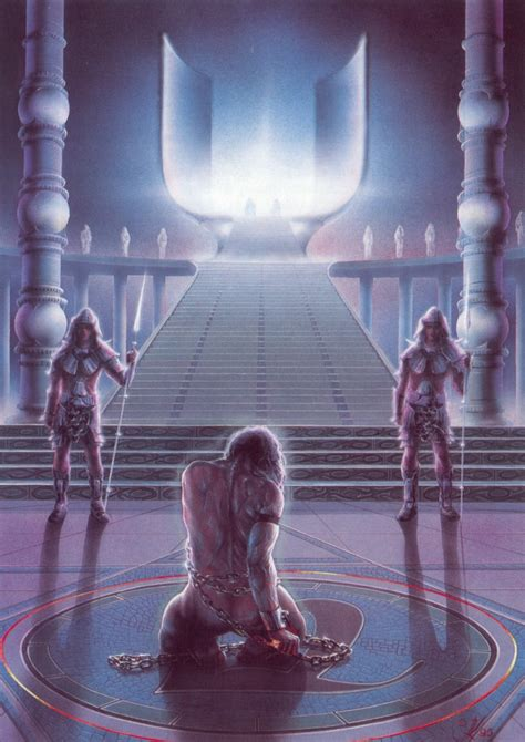 Chaining of Melkor   The One Wiki to Rule Them All
