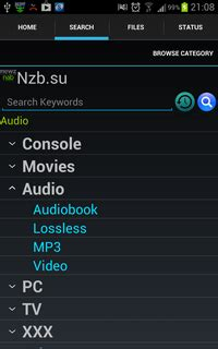 Power NZB - The Ultimate Binary Android Usenet Client
