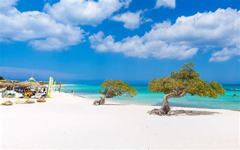 Aruba's best beaches for every type of traveller