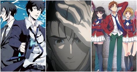 5 Anime You'll Love If You're An INTJ (& 5 You'll Hate)   CBR