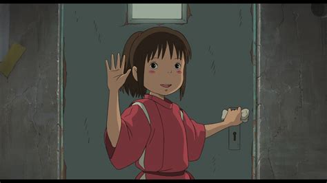 Spirited Away Collector's Edition Blu-ray Review with HD