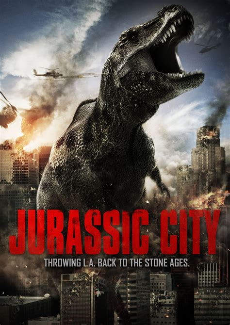 Exclusive: Jurassic City Gets a Trailer, Poster, and