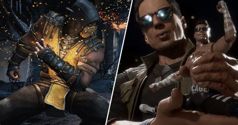 Mortal Kombat 2021: Everything We Know About The Reboot