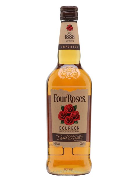 Four Roses Original (Yellow Label) Bourbon : The Whisky