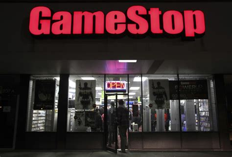 GameStop Predicts Sales Increase While Game Group Faces