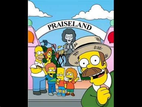 the simpsons- everybody hates ned flanders - YouTube