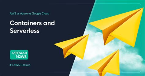 AWS vs Azure vs Google Cloud: Containers and Serverless - N2WS