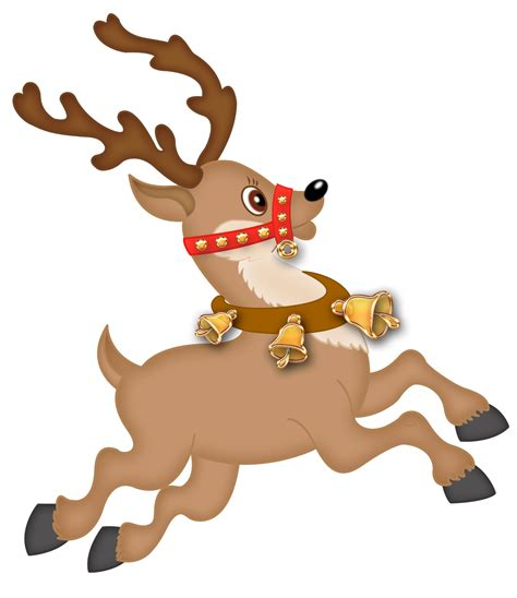 reindeer christmas clipart free - Clipground