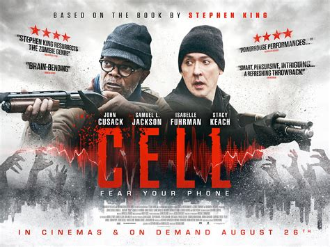 Cell (2016) Poster #1 - Trailer Addict