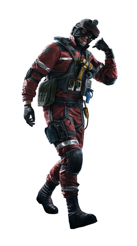 Category:Characters of Tom Clancy's Rainbow Six Siege