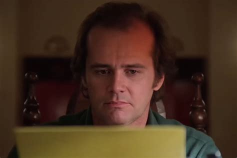 This Deepfake of Jim Carrey in 'The Shining' Is