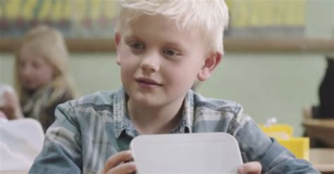 Sweet Video About A Hungry Norwegian Boy Promotes